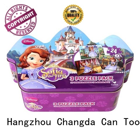 Changda hot-sale complex puzzle box