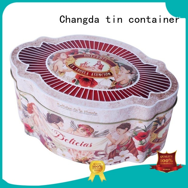 wholesale cookie tins free sample
