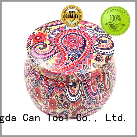 Changda popular candy tins bulk supply