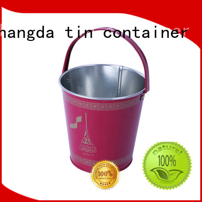 latest steel bucket free sample for packing Changda