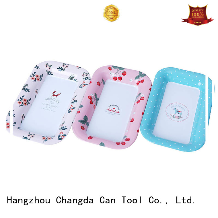 Changda metal tray for bar