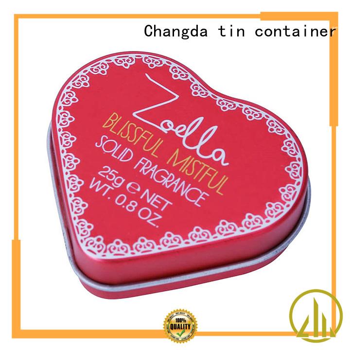 Changda popular candy canister odm&odm bulk supply