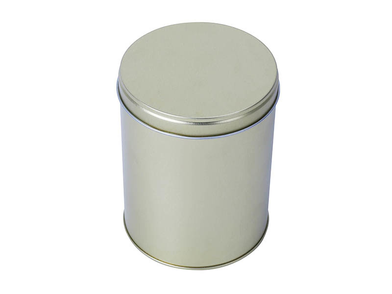 outter winding tin box with lid