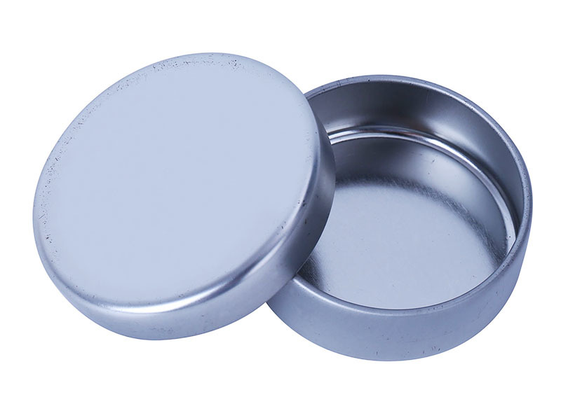inner winding metal storage tin
