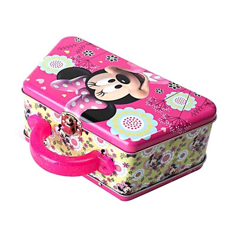 classic eco friendly stainless lunch box with special shape