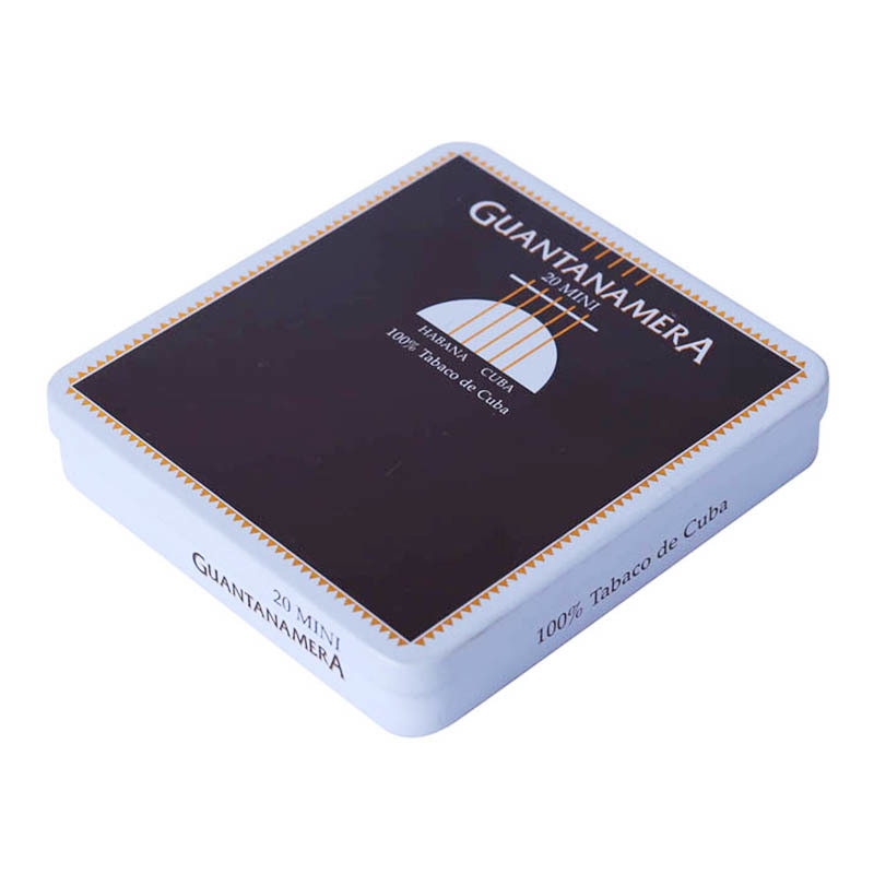 Changda custom high-quality cigarette tin box at best price