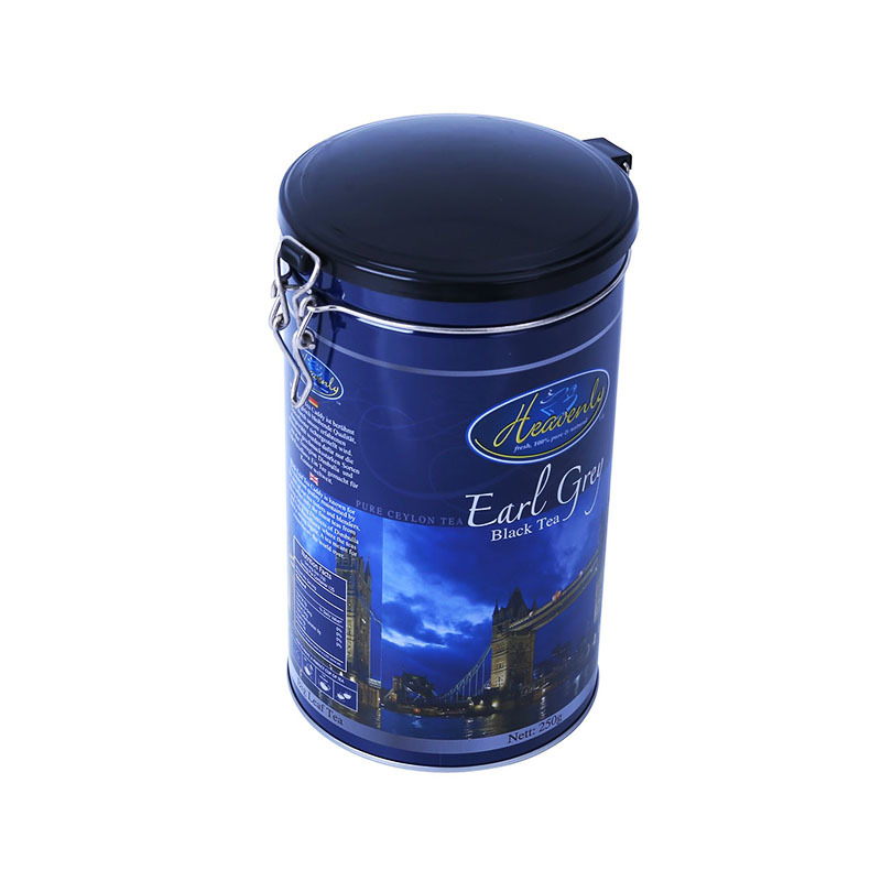 2019 top-selling bulk coffee tin box supply for packing at Changda
