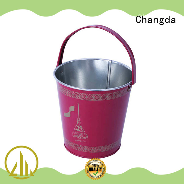 Changda popular large metal bucket fast delivery