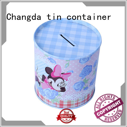 Changda food grade cute gift boxes for wholesale