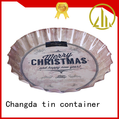 stainless metal serving tray high quality for wholesale