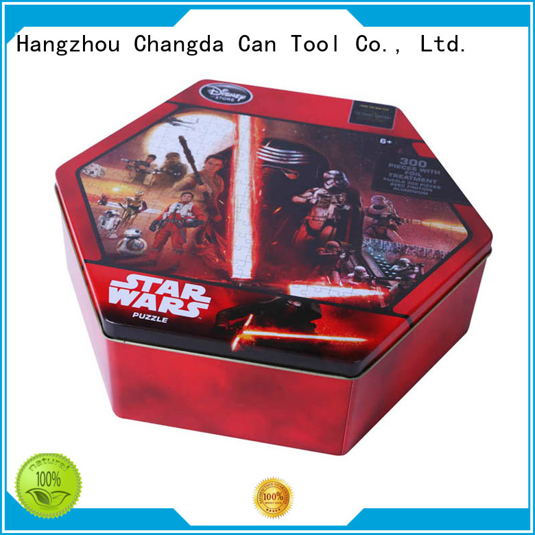 Changda hot-sale large puzzle box oem&odm