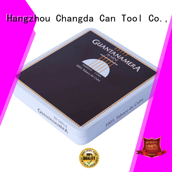 latest cigarette tin fast delivery for customization