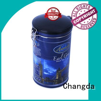 Changda hot-sale coffee container factory supply