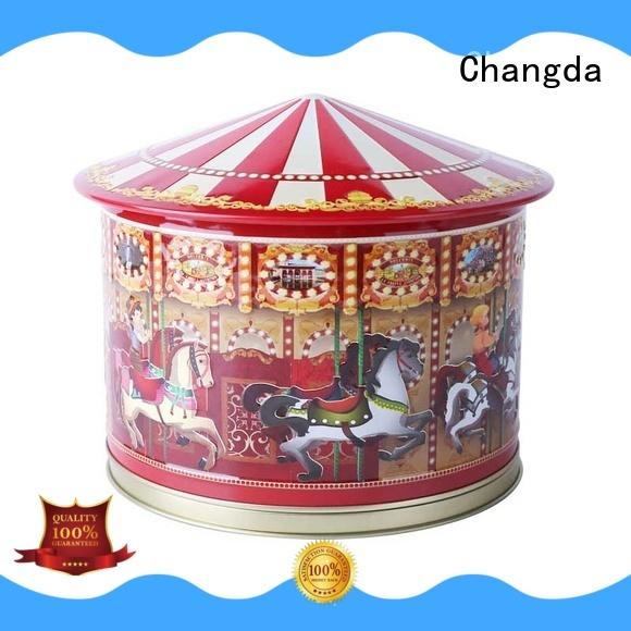food grade food gift boxes for restuarant Changda
