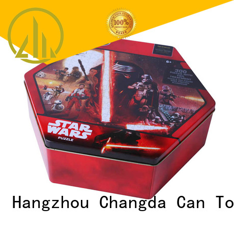 Changda factory supply best puzzle box best factory price for packing