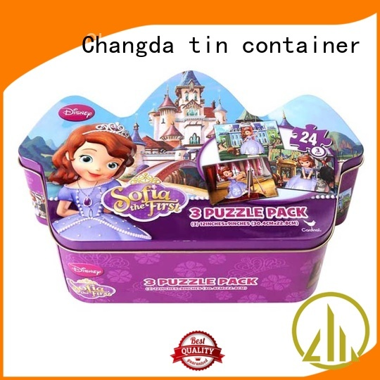 Changda factory supply simple puzzle box best factory price