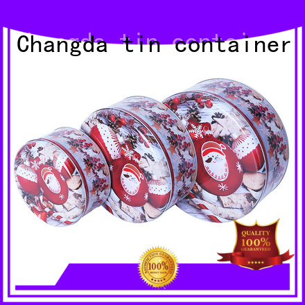 hot-sale tin box set fast delivery for gift