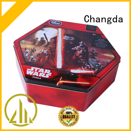 factory supply puzzle containers universal Changda