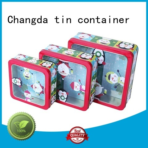 Changda good box sets beautiful design for gift