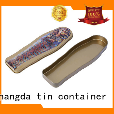 Changda promotional tin free sample for packing