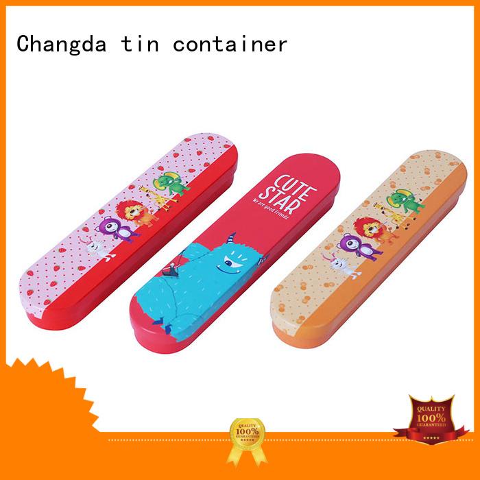 Changda best selling stationery box custom bulk supply