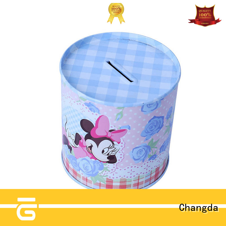 Changda oem&odm decorative gift boxes with lids high quality for bar