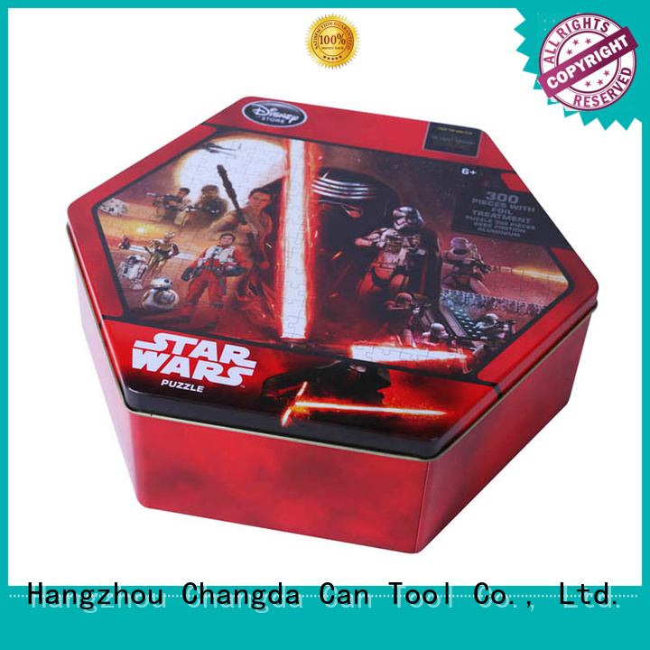 Changda simple puzzle box high quality