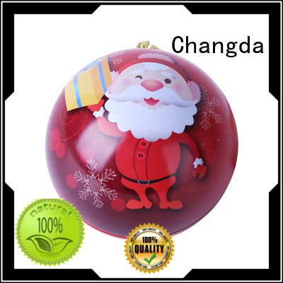 hot-sale red christmas balls trendy