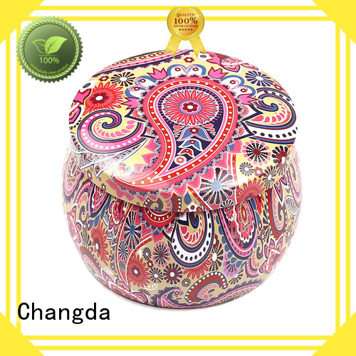 candy canister odm&odm factory supply Changda