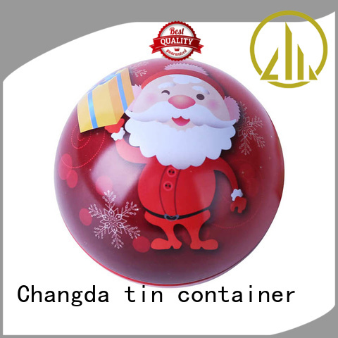Changda hot-sale red christmas balls professional manufacturer for customization