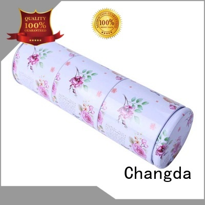 Changda tea tins wholesale durable food grade