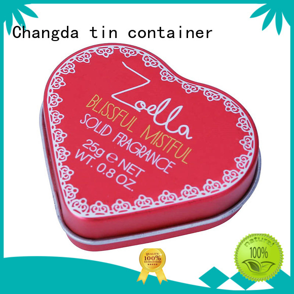 Changda small candy boxes custom factory supply