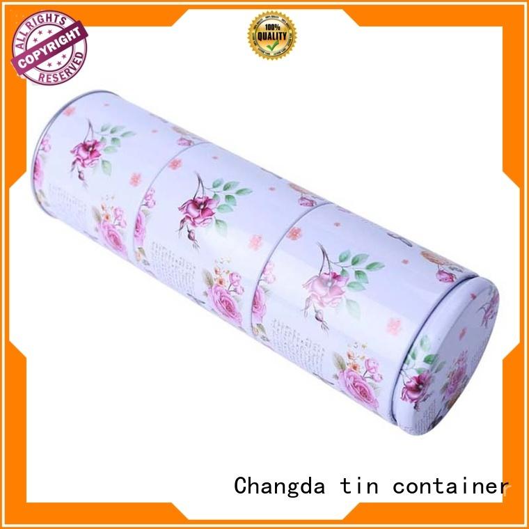 Changda oem&odm tea storage tins hot-sale for bar