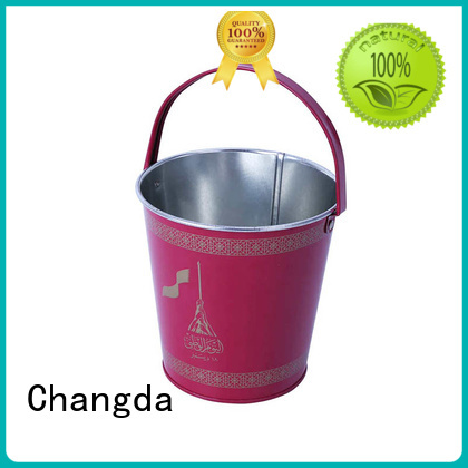 metal tin bucket best-selling for customization Changda