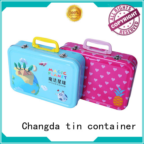 Changda eco friendly lunch box gift free sample