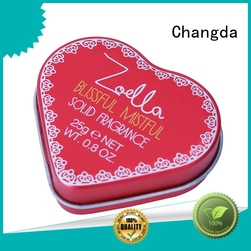 Changda best selling candy canister custom factory supply