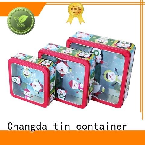 Changda popular good box sets beautiful design free sample