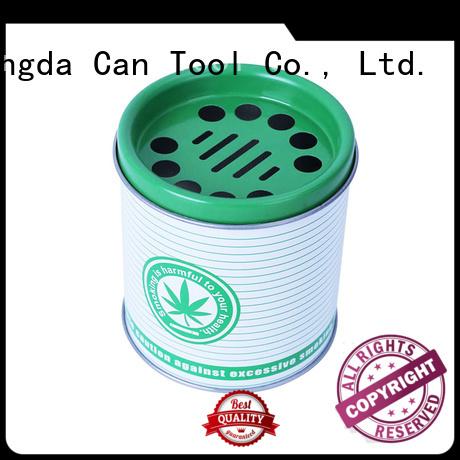 food grade metal ashtray bulk best factory supply