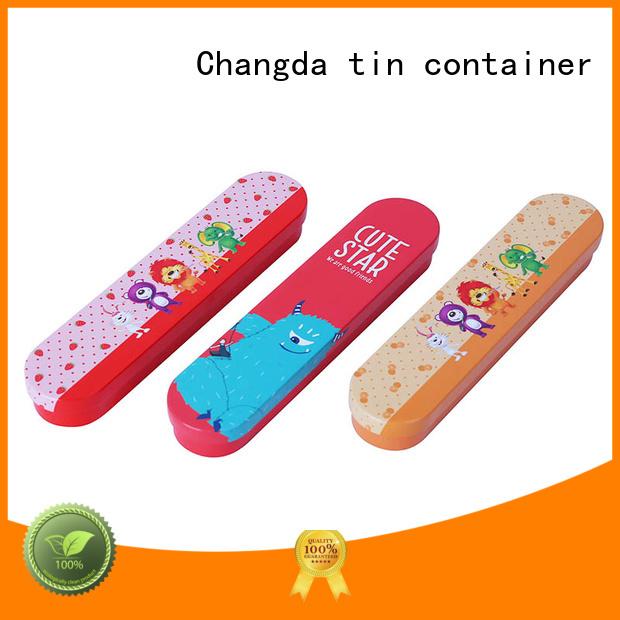 Changda high quality stationery box factory supply