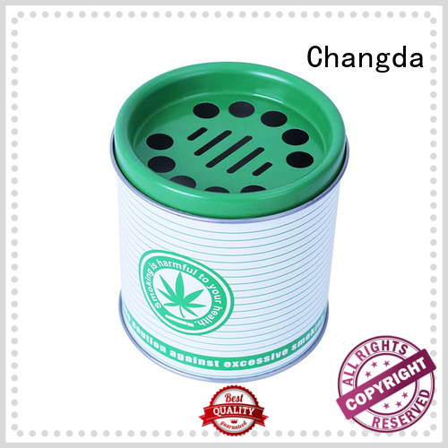 Changda food grade custom ashtrays oem&odm from factory