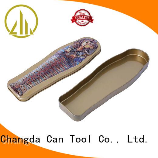 popular cheap tin box light weight