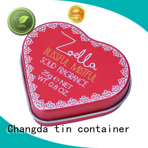 Changda candy can odm&odm factory supply