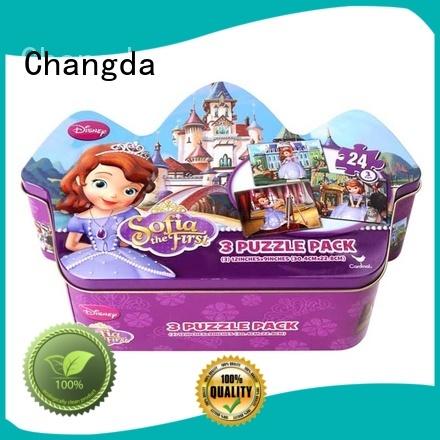 Changda metal puzzle box universal