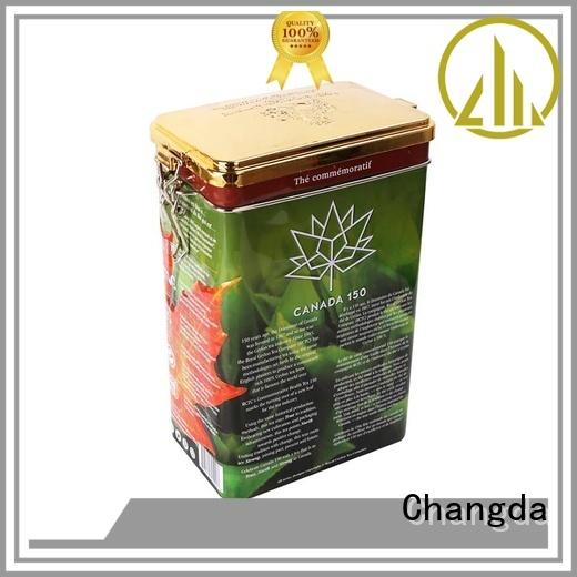bulk supply tin box hot-sale for gift packing