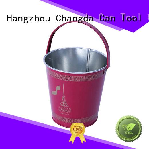 Changda latest metal bucket best-selling