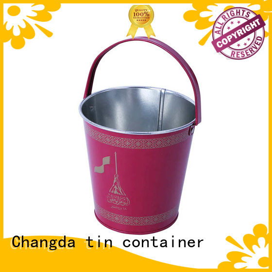 popular metal buckets wholesale free sample