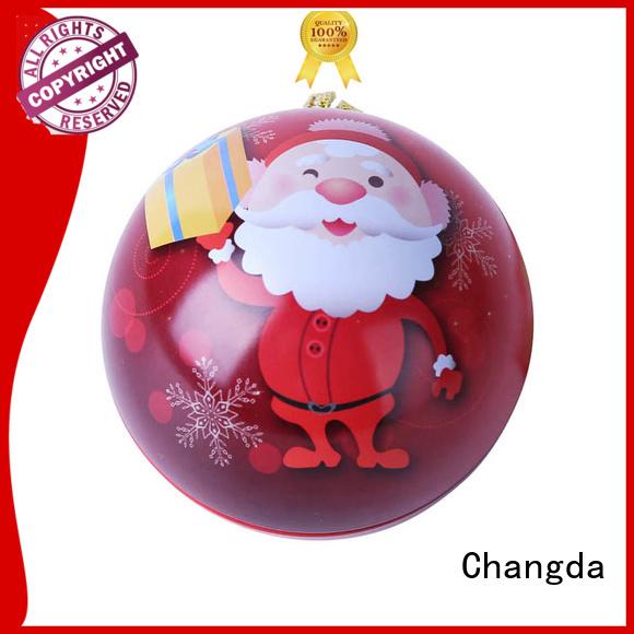 tin ball trendy best quality Changda