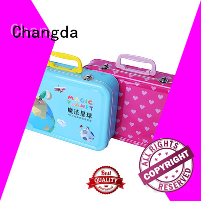 Changda bulk supply professional lunch box fast delivery