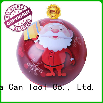 Changda wholesale red christmas balls professional manufacturer best quality