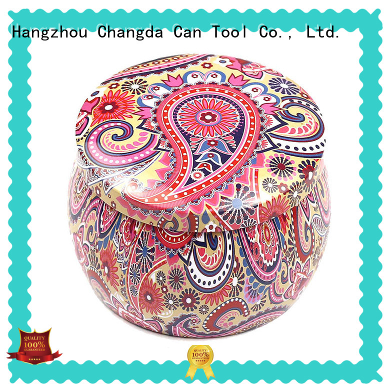 Changda candy can custom bulk supply